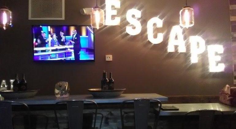 Atrakcja escape room