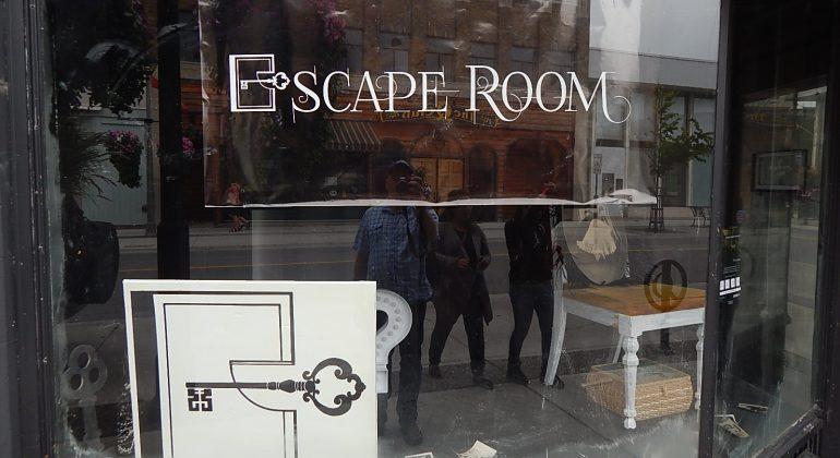 Escaperoom Gdynia